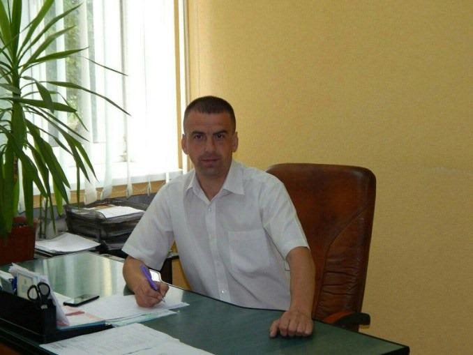 Директор Колківського лісгоспу Сергій Матчук. Фото Волинське ОУЛМГ