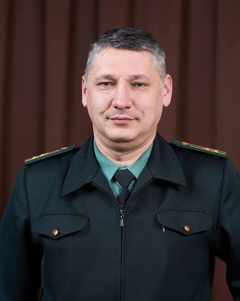 Юрій Ребар – керівник Цуманського лісгоспу. Фото Волинського ОУЛМГ