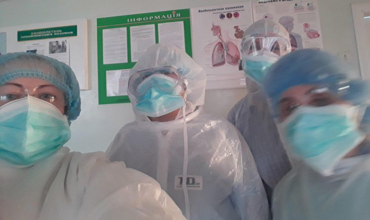 Ілюстраційне фото зі сторінки Луцької міської клінічної лікарні у Facebook