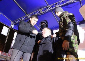 Володимир Поліщук Євромайдан Революція Гідності Беркут
