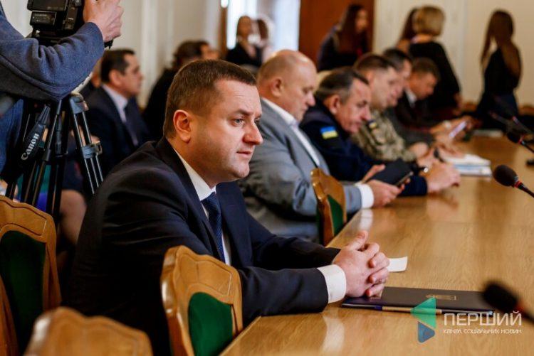 Ексзаступник прокурора області Володимир Хвищук. Фото видання «Перший»