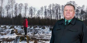 Дмитро Войтюк очолює Турійський лісгосп з 2018 року