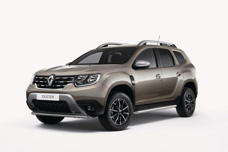 Фото автомобіля «Renault Duster» із сайту компанії-переможця «Луцьк-Експо».