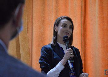 Юлія Вусенко -  виконуюча обов'язки голови Волинського осередку «Європейської Солідарності»