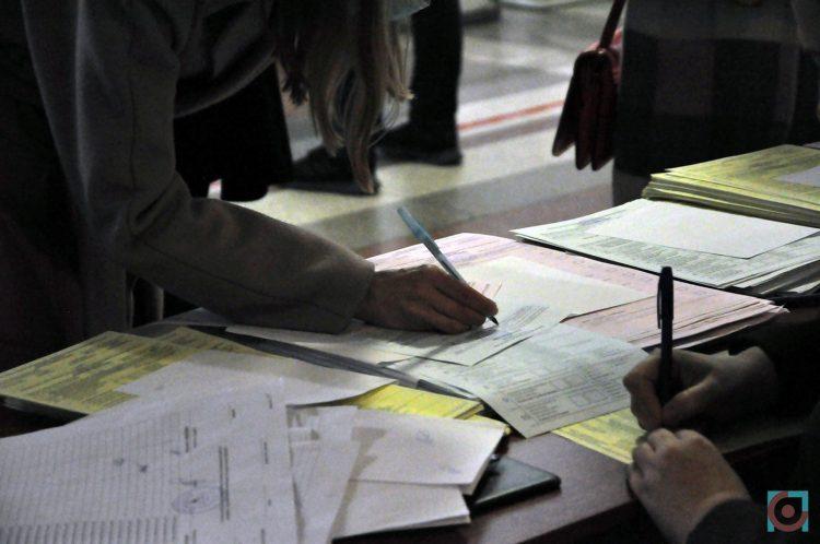 бюлетені вибори виборча комісія