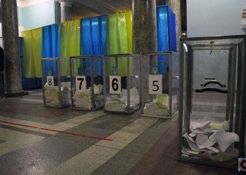 голосування вибори місцеві вибори