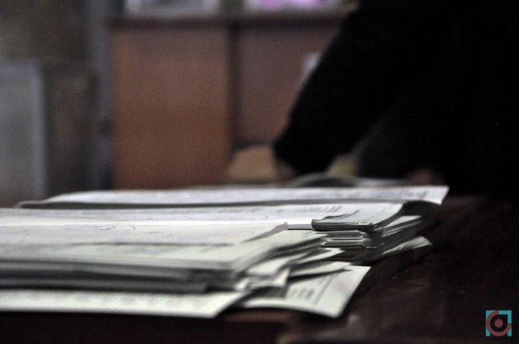 голосування вибори місцеві вибори бюлетені