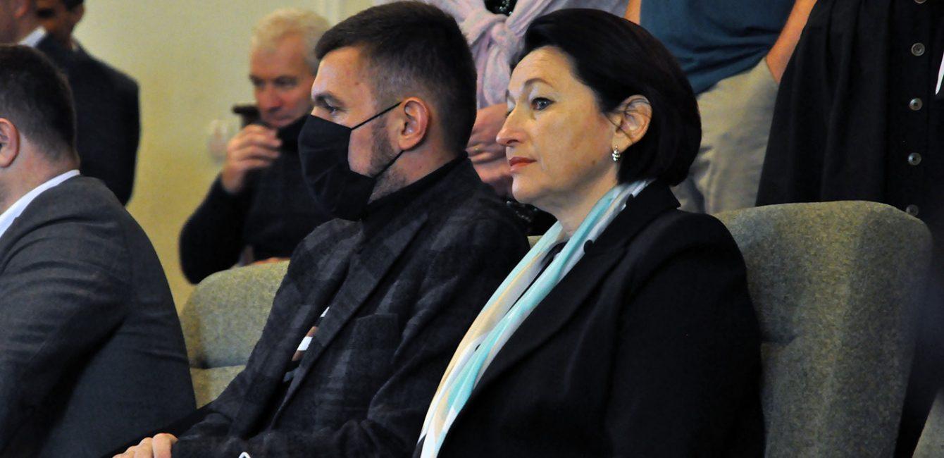 Ігор Гузь Ірина Констанкевич