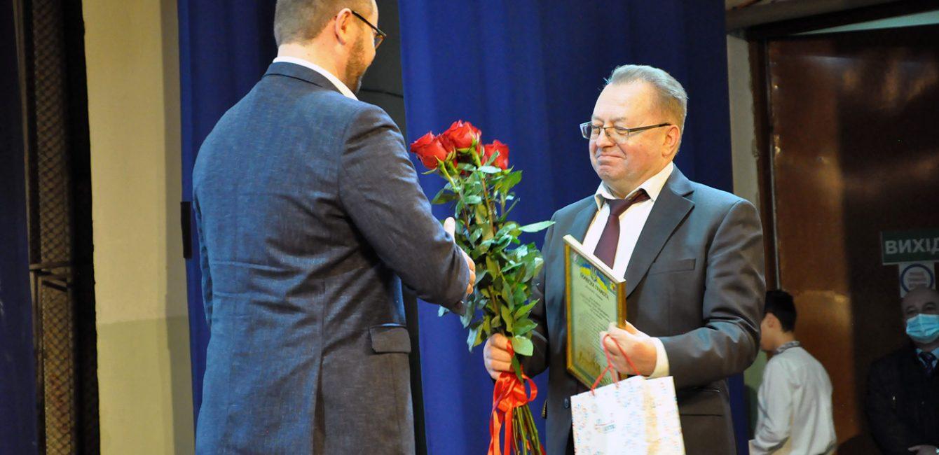 Григорій Пустовіт та Ігор Поліщук