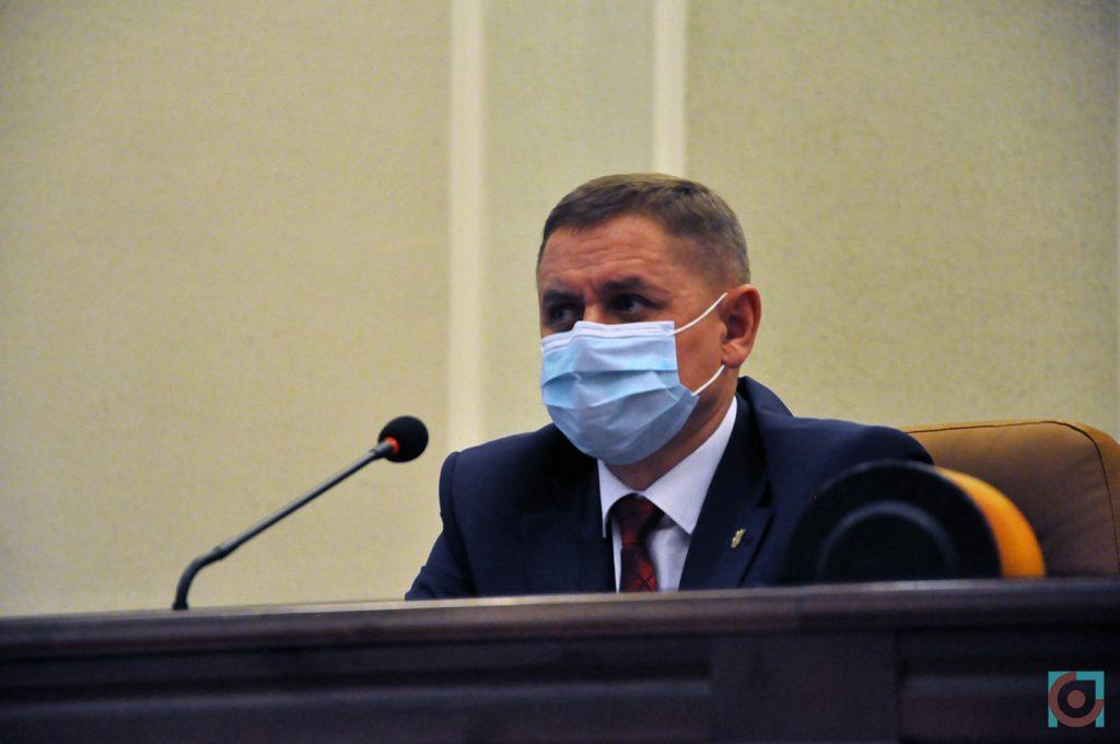 перший заступник голови Волинської обласної ради Юрій Поліщук