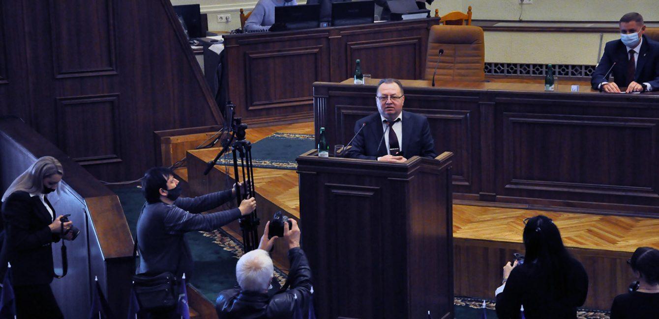 Григорій Пустовіт Волинська обласна рада