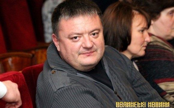 Ігор Гнетньов депутат луцька міська рада