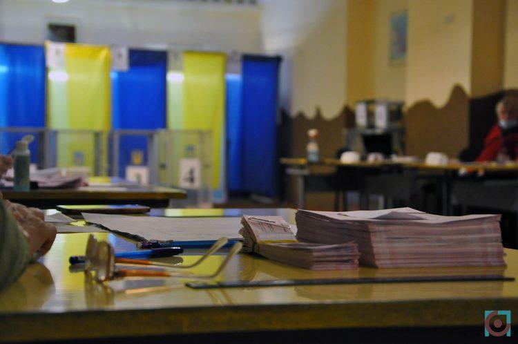 вибори виборча дільниця голосування бюлетені для голосування