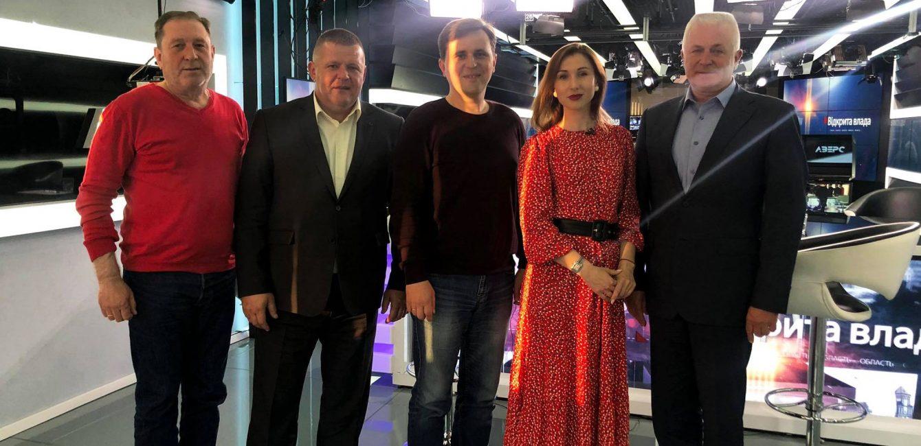 Іван Киричик За майбутнє Волинська обласна рада депутат