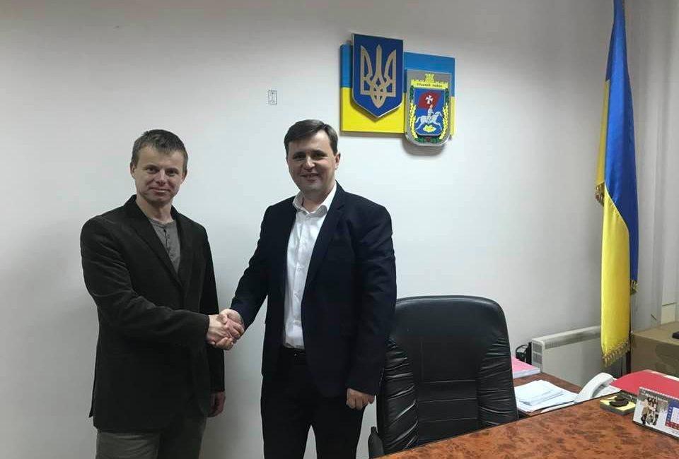 Юрій Харченко За майбутнє Волинська обласна рада депутат