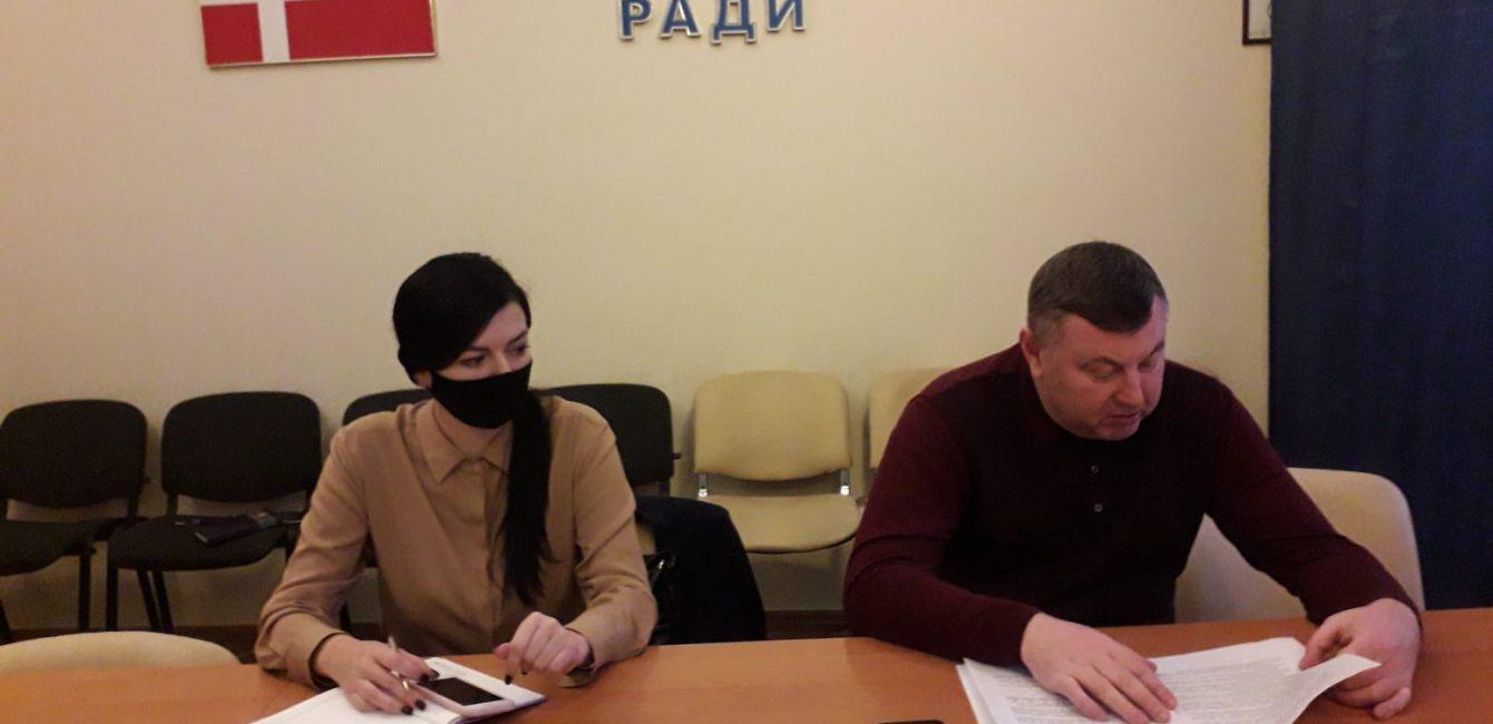 Ольга Омелько Батьківщина Волинська обласна рада депутатка Володимир Бондар