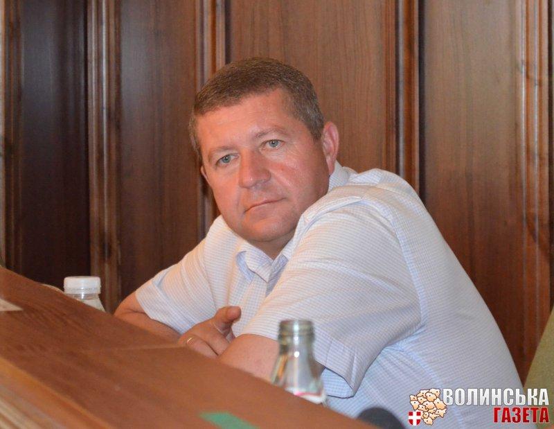 Віктор Козак За майбутнє Волинська обласна рада депутат