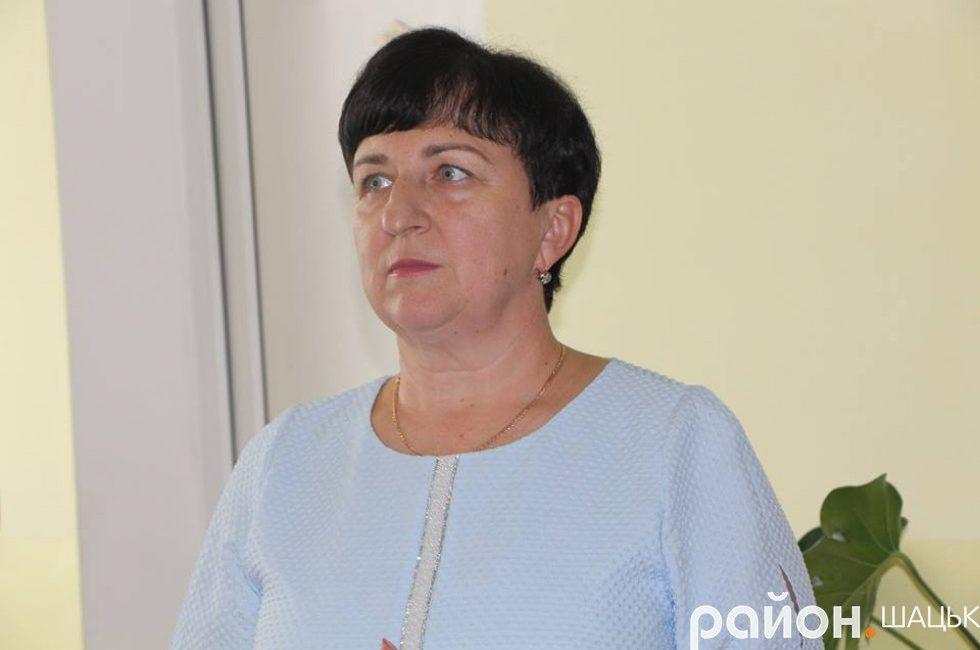 Світлана Крецу За майбутнє Волинська обласна рада депутатка