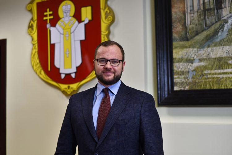 Ігор Поліщук мер Луцьк За майбутнє