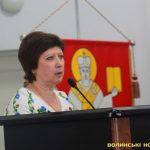 Валентина Малютіна депутатка Луцька міська рада