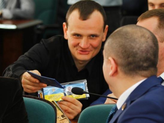 Артем Запотоцький Європейська Солідарність Волинська обласна рада депутат
