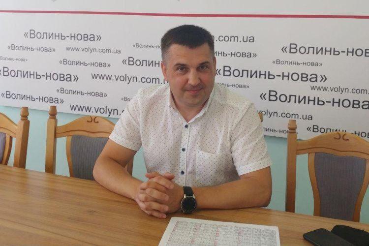 """Фото газети """"Волинь-нова"""""""