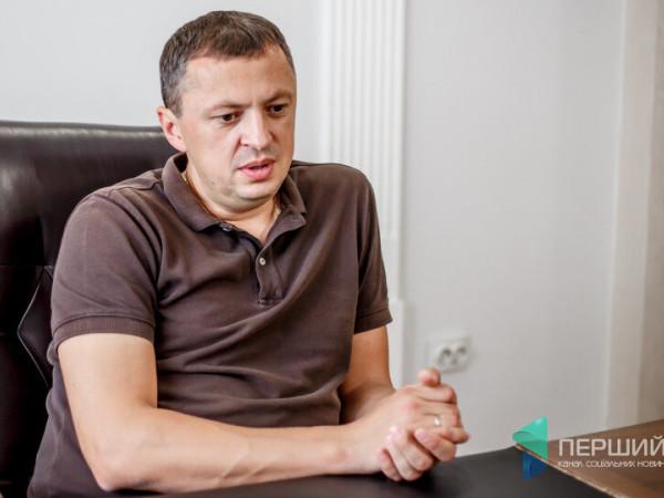 Ігор Чорнуха Луцьксантехмонтаж