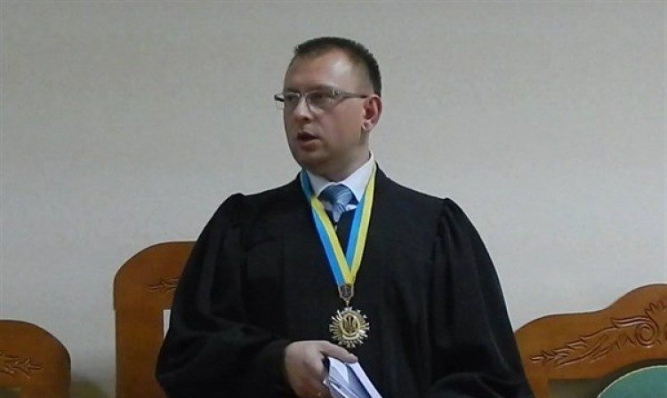 Суддя Волинського окружного адміністративного суду Андрій Ксензюк