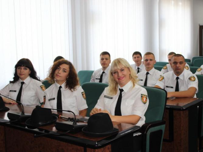Департамент муніципальної варти Луцька зарплати