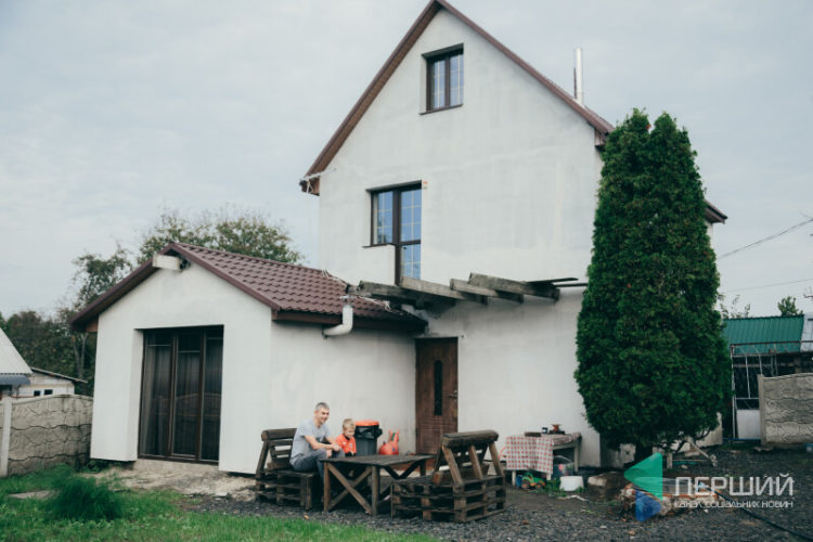 будинок Юрій Кревський торчин
