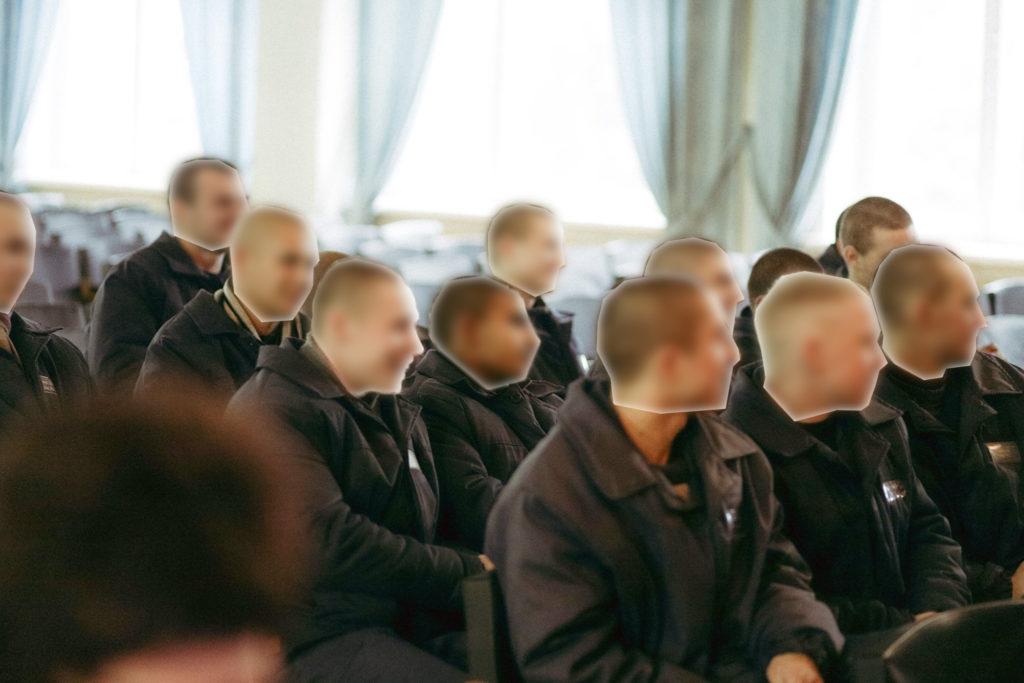 Неповнолітні, що відбувають покарання у Ковельській виховній колонії