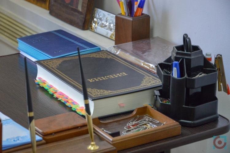 Біблія Олександра Омельчука