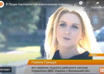 Галина Грищук Державна міграційна служба України Луцький районний сектор