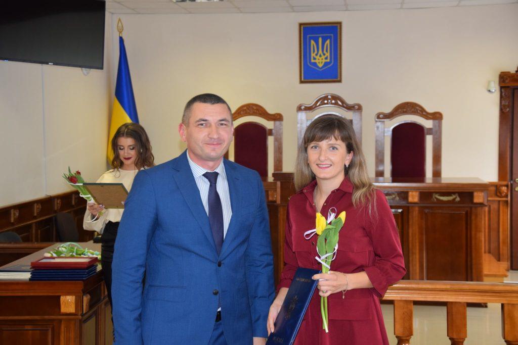 Віктор Гапончук в Апеляційному суді