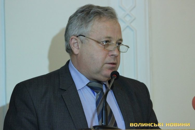 Ексзаступник начальника Управління Державної архітектурно-будівельної інспекції Сергій Шемейко