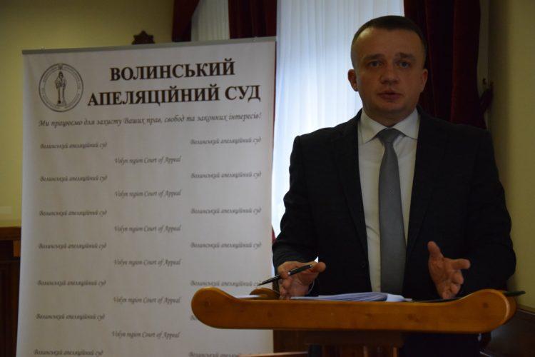 Олег Клок в апеляційному суді