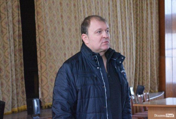Юрій Малихін директор Електротермометрії