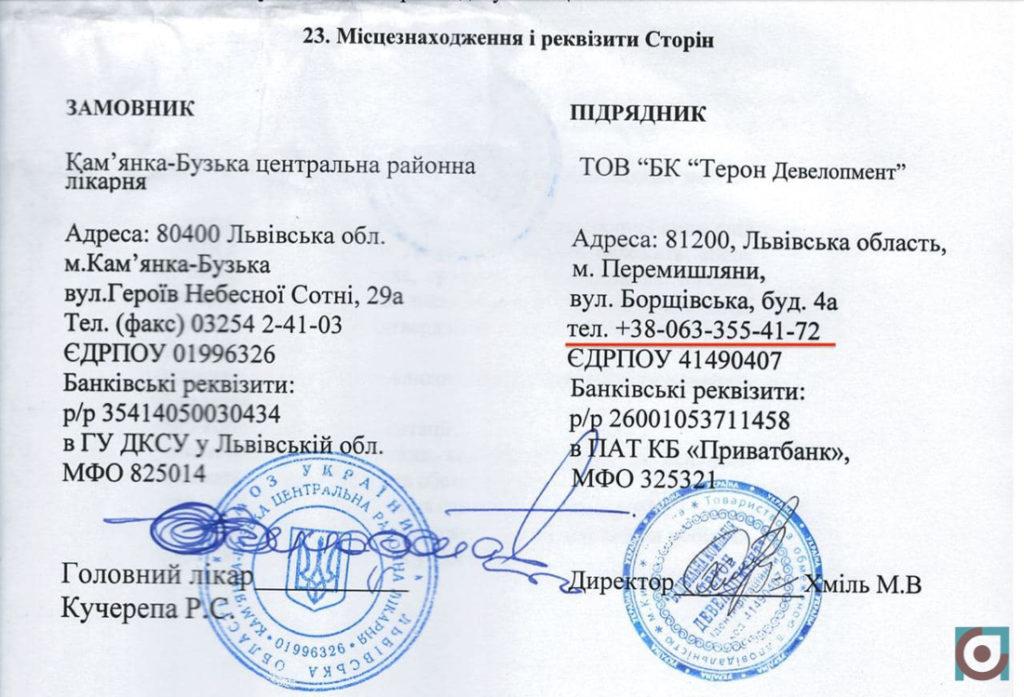 Ольга Кравчук Терон Девелопмент