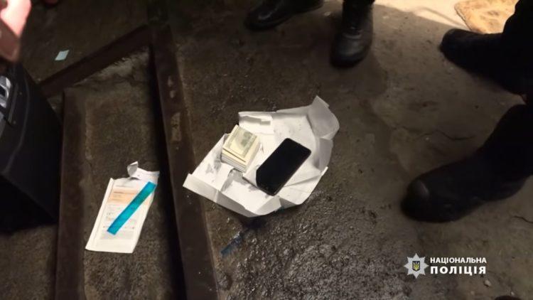Затримання хабар Юрій Клок
