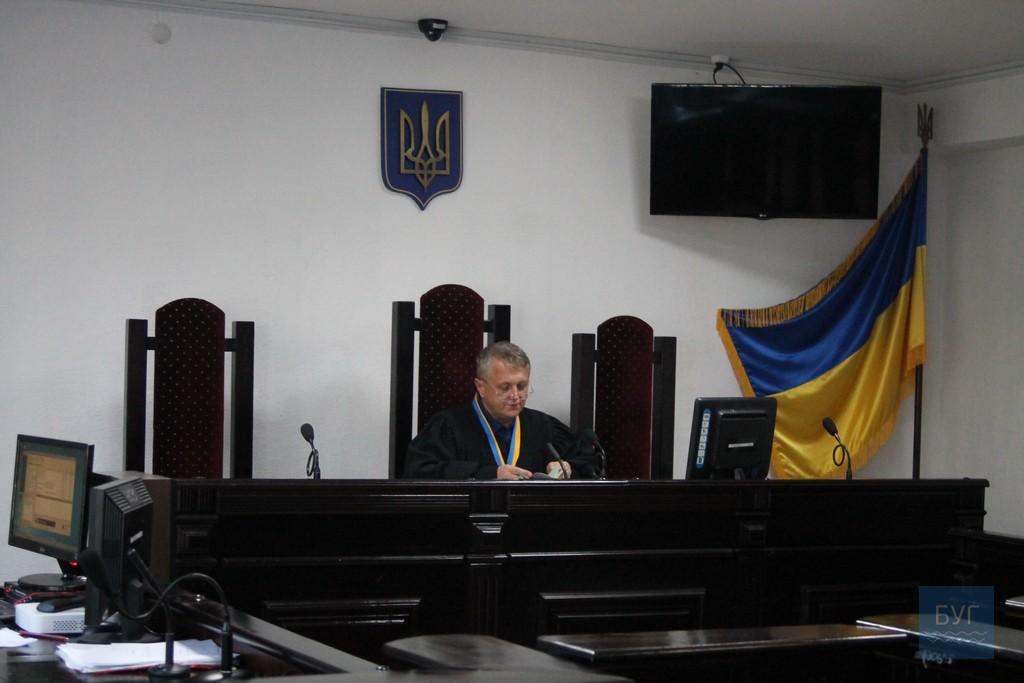 Суддя Нововолинського міського суду Андрій Василюк