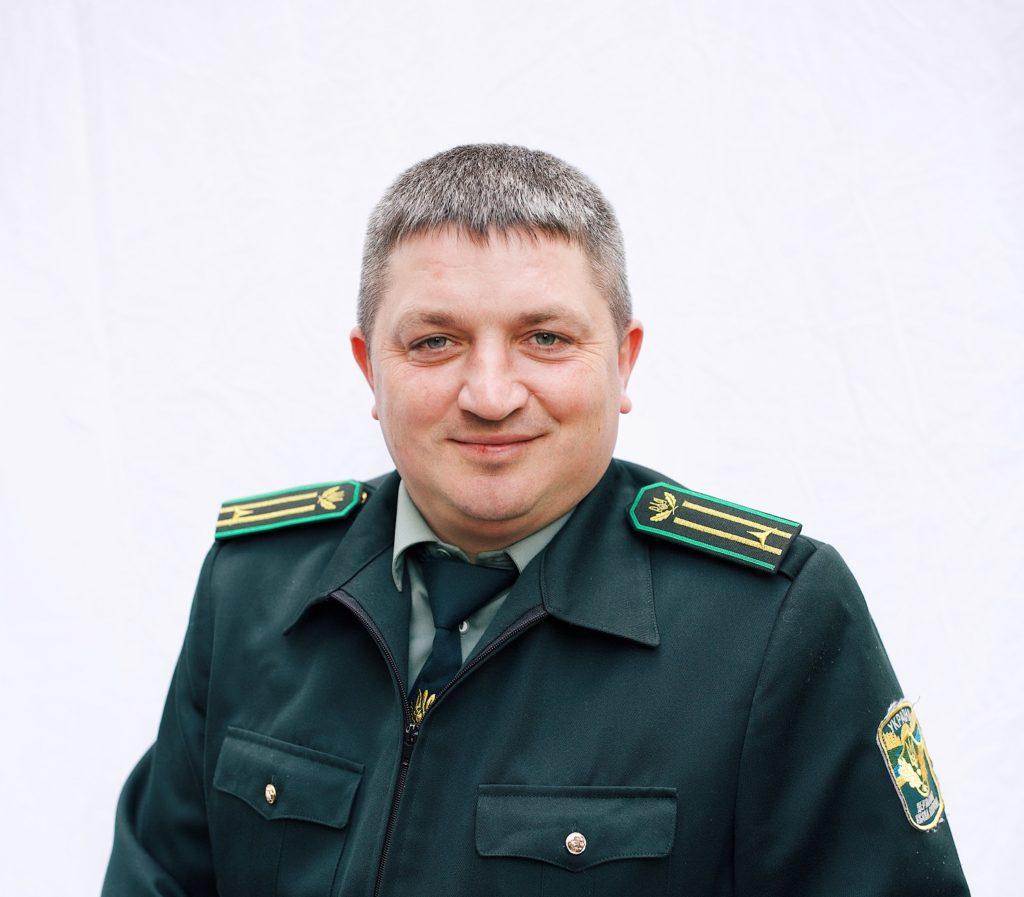 Директор ДП «Любешівагроліс» Володимир Фесик.