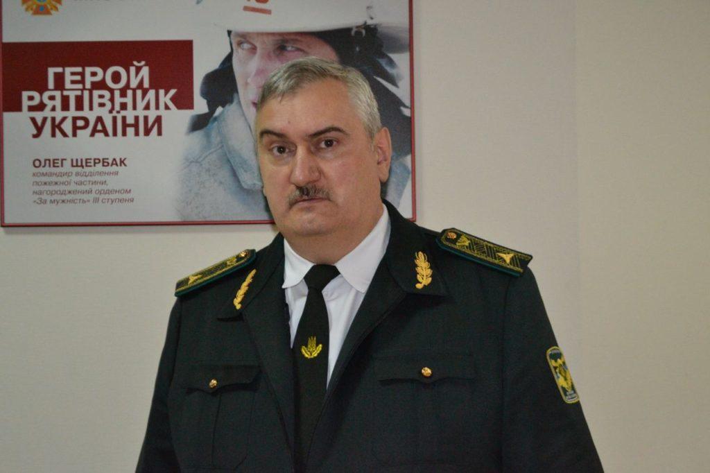 Заступник начальника Відділу охорони і захисту лісів Держлісагентства Ігор Віговський