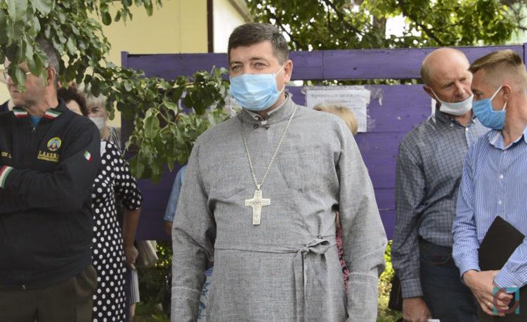 Роман Ставінський священник