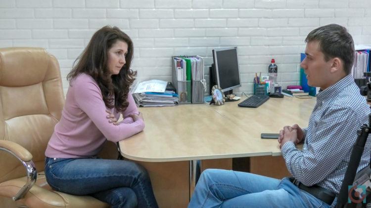 Інтерв'ю розмова з Наталією Торчинюк