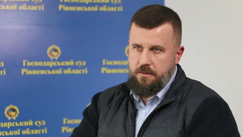 Вадим Торчинюк суддя господарського суду Рівненської області