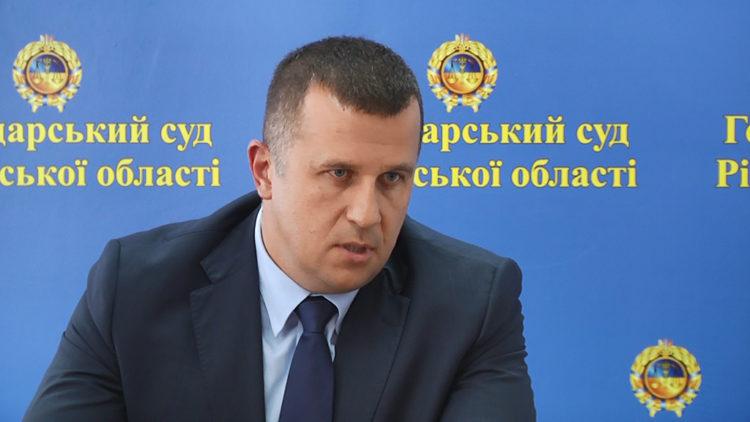 Вадим Торчинюк суддя