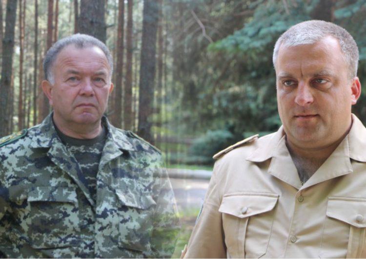 Володимир Захарко і Віталій цвид