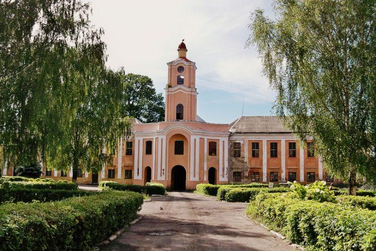 Волинська обласна психіатрична лікарня смт Олика