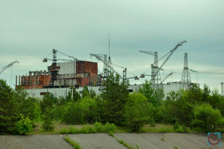Чорнобиль, зона відчуження