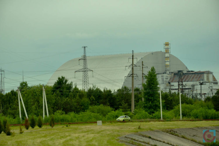 Чорнобиль, саркофаг